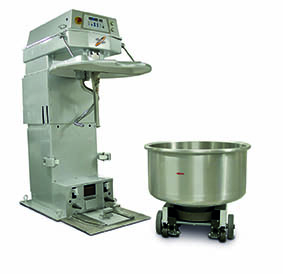 Spiral mixer | SM-series | Removable bowl